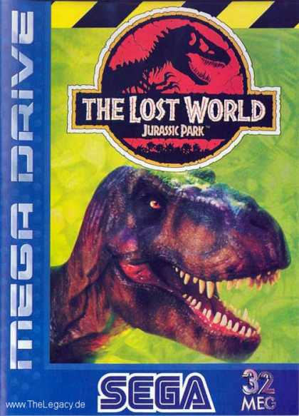 Jurassic Park 2: The Lost...