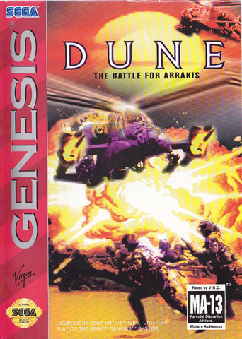 Dune: The Battle For Arra...