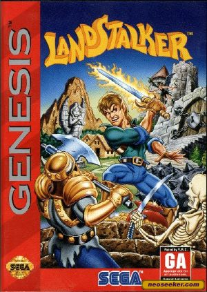 Landstalker - The Treasur...