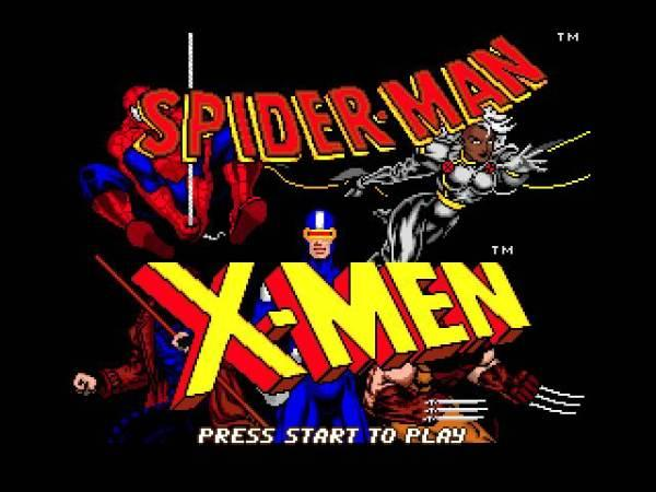 Spider-Man And The X-Men ...