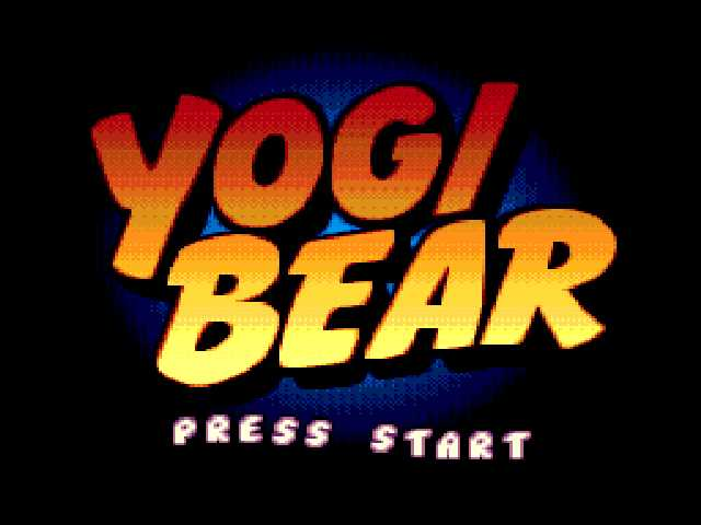 Yogi Bear's Cartoon Caper...