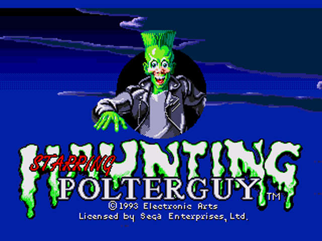 Haunting Starring Polterg...
