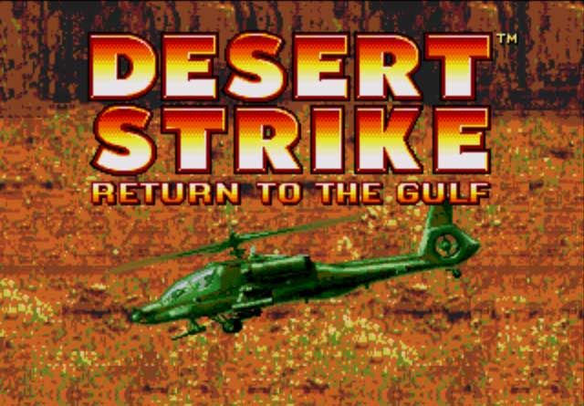 Desert Strike - Return To...