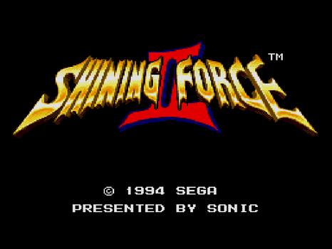 постер Shining Force 2