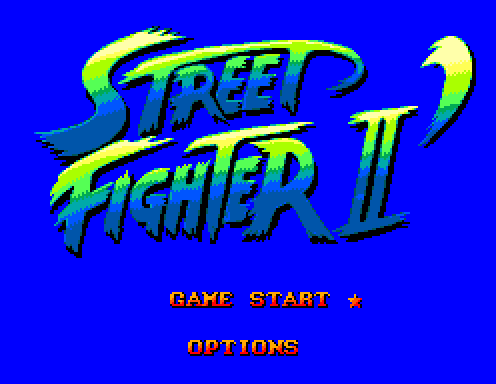 Street Fighter 2 - Specia...