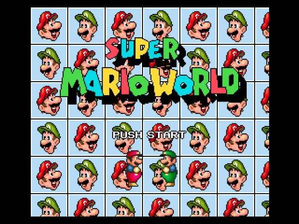 Super Mario World - Супер...
