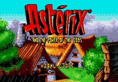 ASTERIX AND THE POWER OF ...