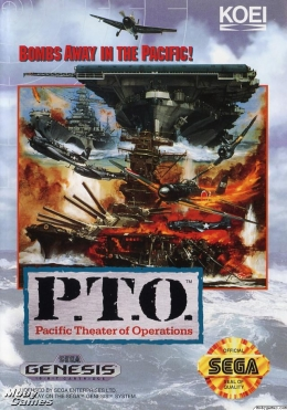 Pacific Theater of Operat...