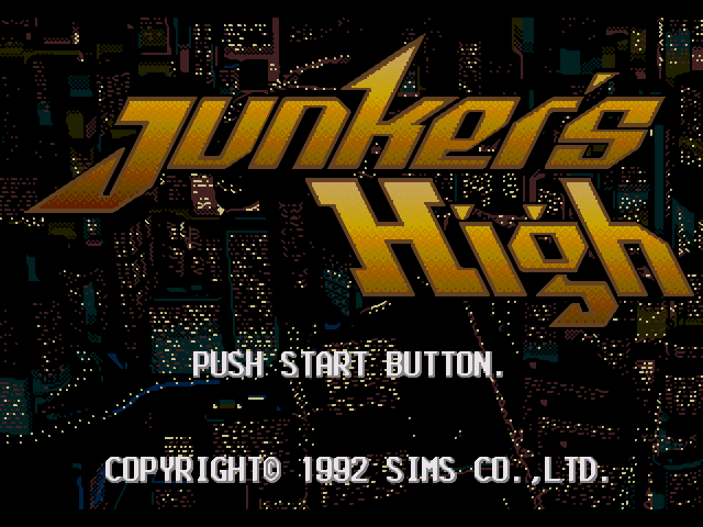 Junkers High
