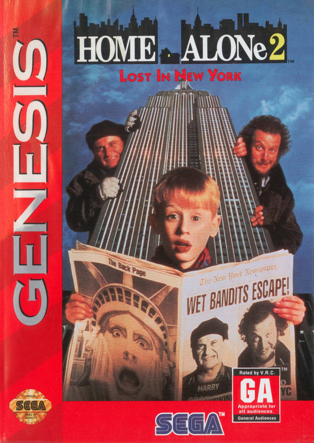 Home Alone 2 - Lost in Ne...