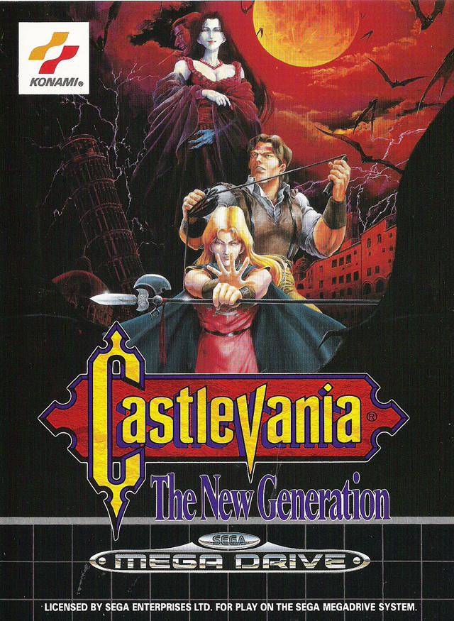 Castlevania - The New Gen...