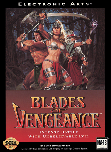 Blades of Vengence