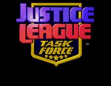 постер Justice League Task Force
