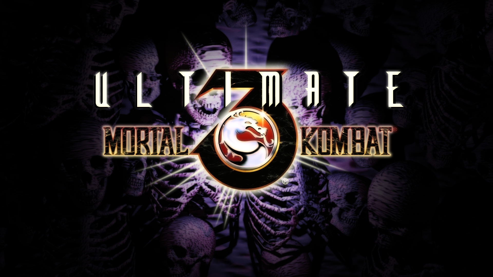 Mortal Kombat 4 (Ultimate 3)