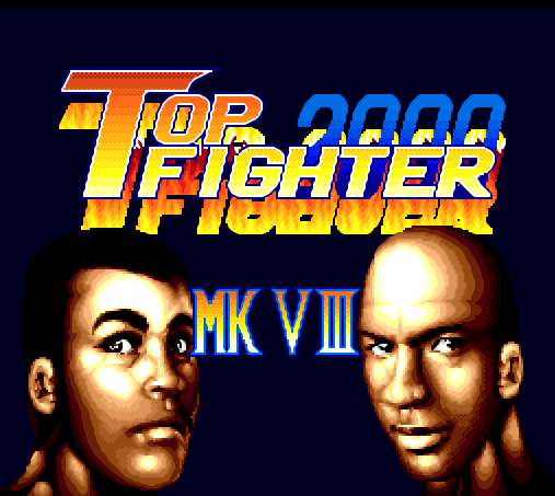 Top Fighter 2000 MK VIII ...