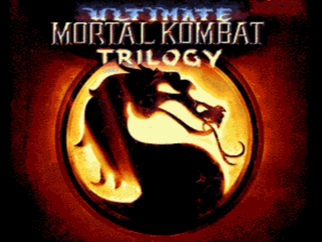 Мортал комбат трилогия (Ultimate mortal kombat trilogy)
