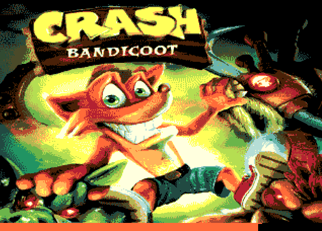 CRASH BANDICOOT /  Краш Б...