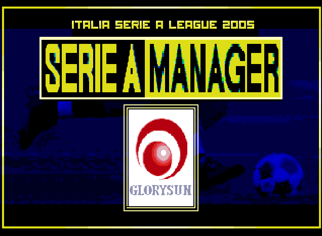 постер Serie a Manager 2005