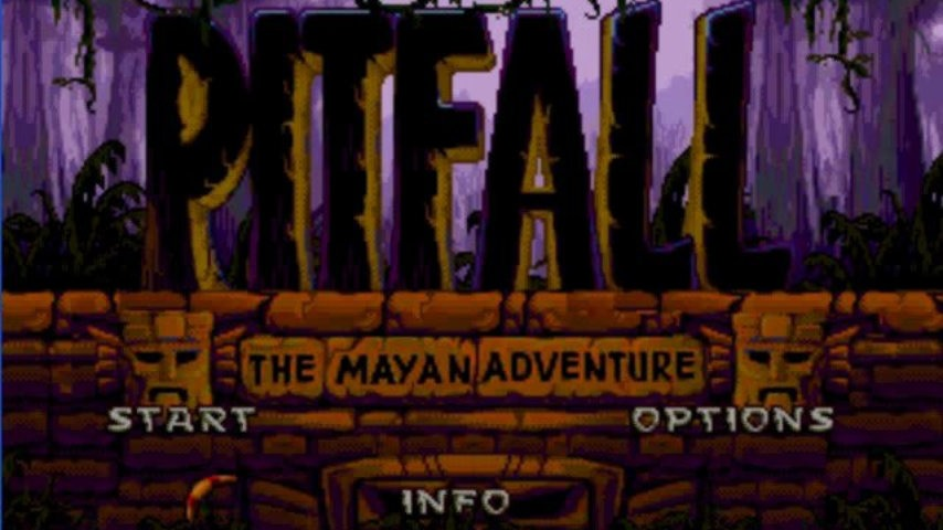 Pitfall: The Mayan Advent...