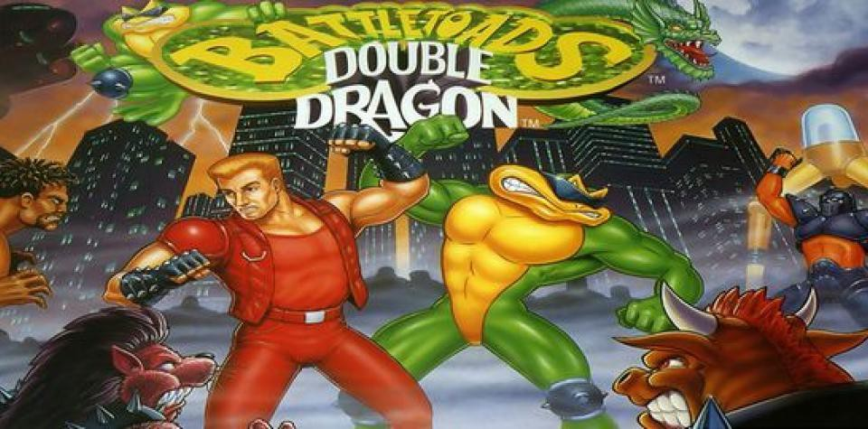 Battletoads And Double Dr...