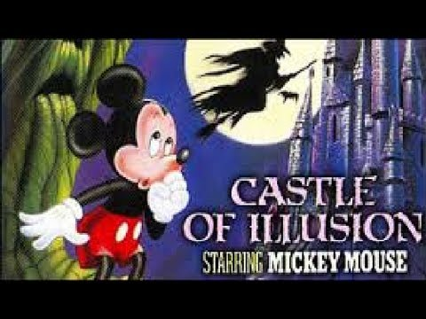 Castle of Illusion Starri...