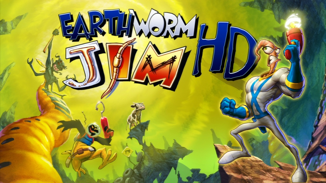 Earthworm Jim - Секреты п...