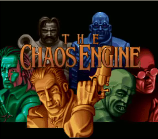 постер Soldiers of Fortune / The Chaos Engine