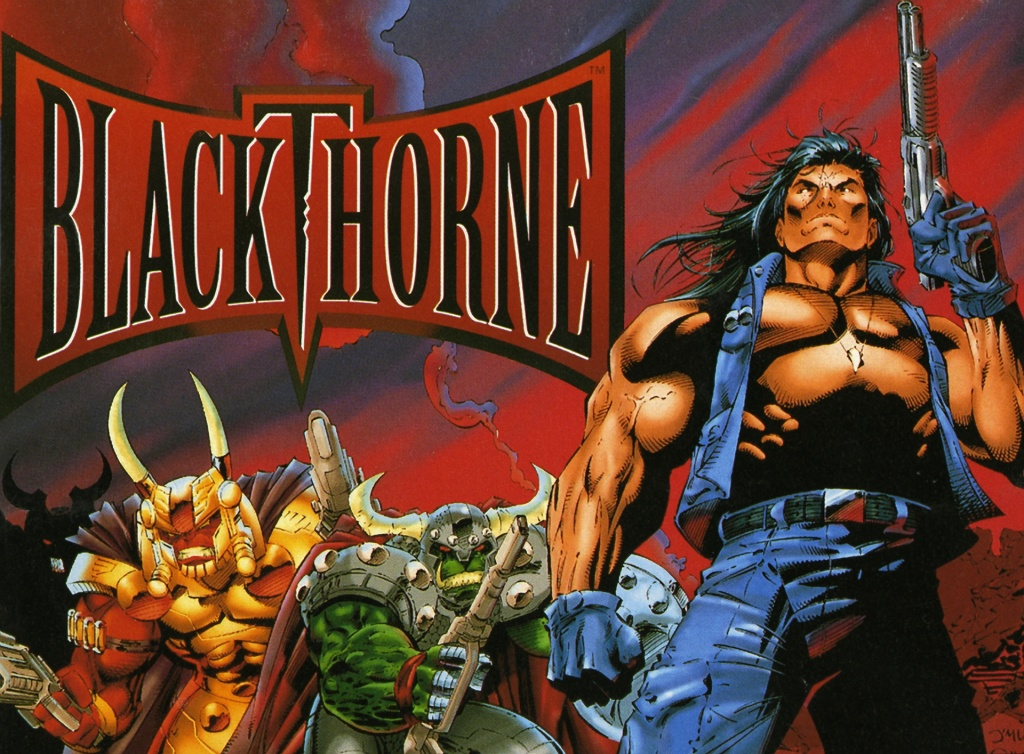 постер Blackthorne (32X)