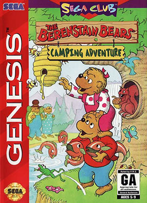 Berenstain Bears: Campin...