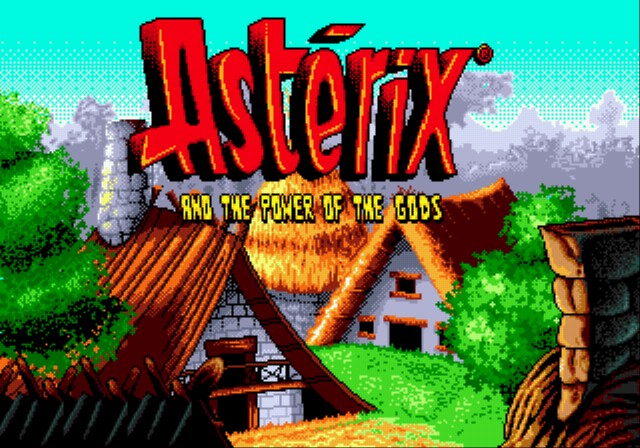 Asterix and the Power of the Gods / Астерикс и Сила Богов