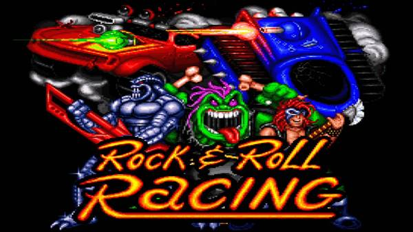 Rock n Roll Racing / Гонки под рок-н-ролл